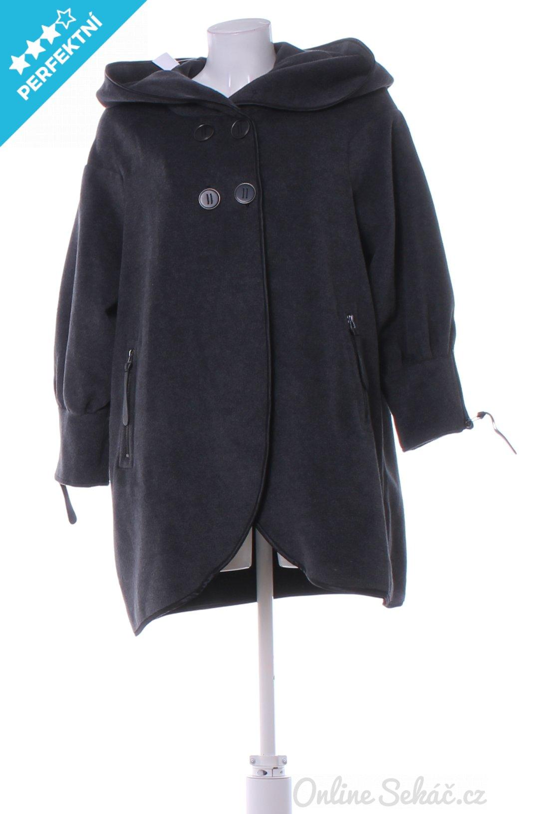 c40903b80e Second hand - Materiál  VISKOZA   Dámský jarní či podzimní kabát ...