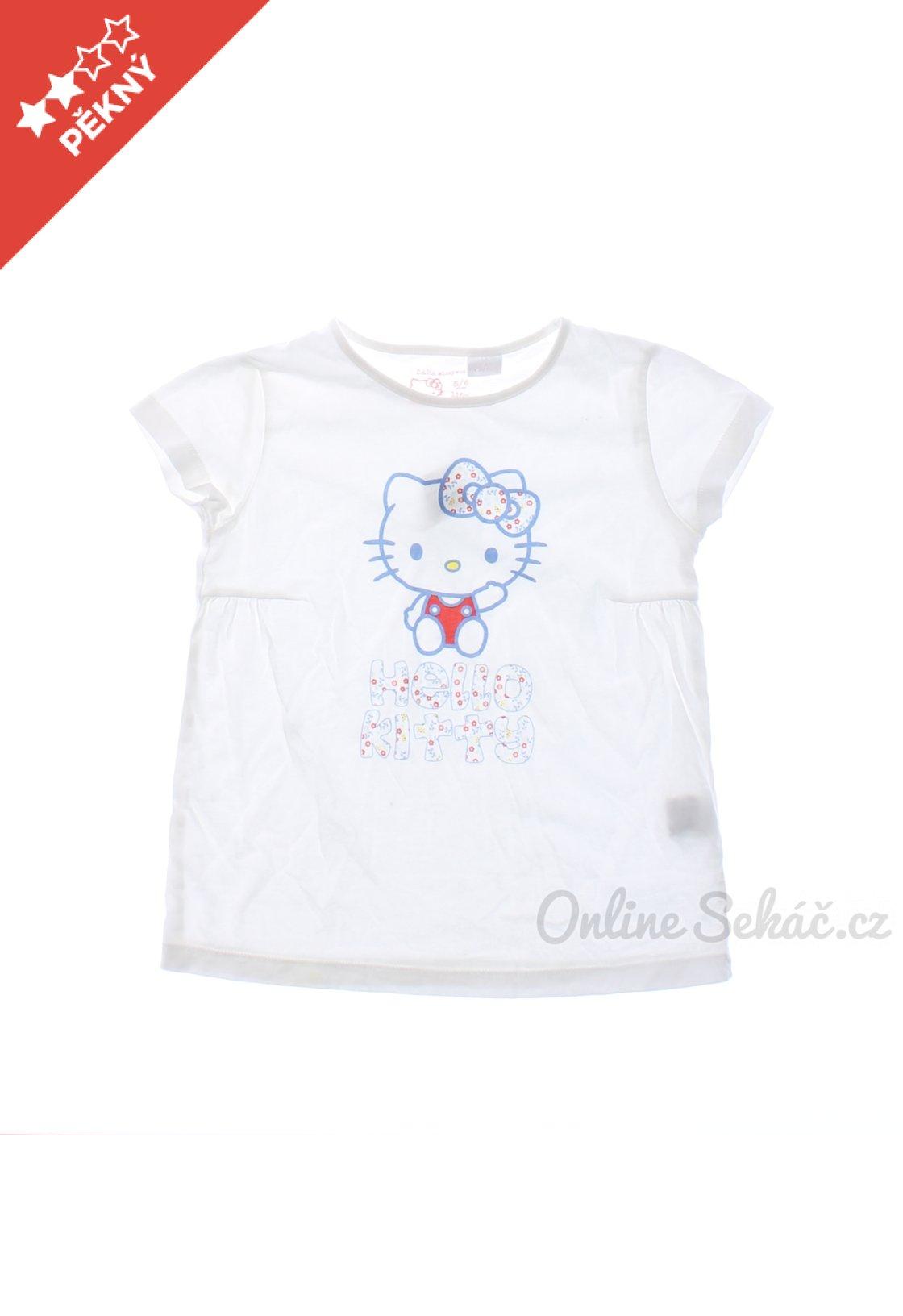 b24471dddc Second hand - Velikost  116   Dětské tričko s potiskem ZARA 116 ...