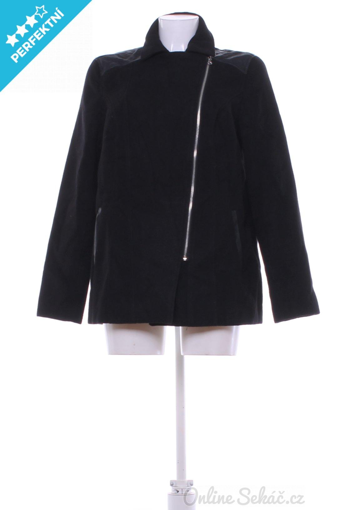 b0aa3aba7 Second hand   Dámský jarní či podzimní kabát RAINBOW L