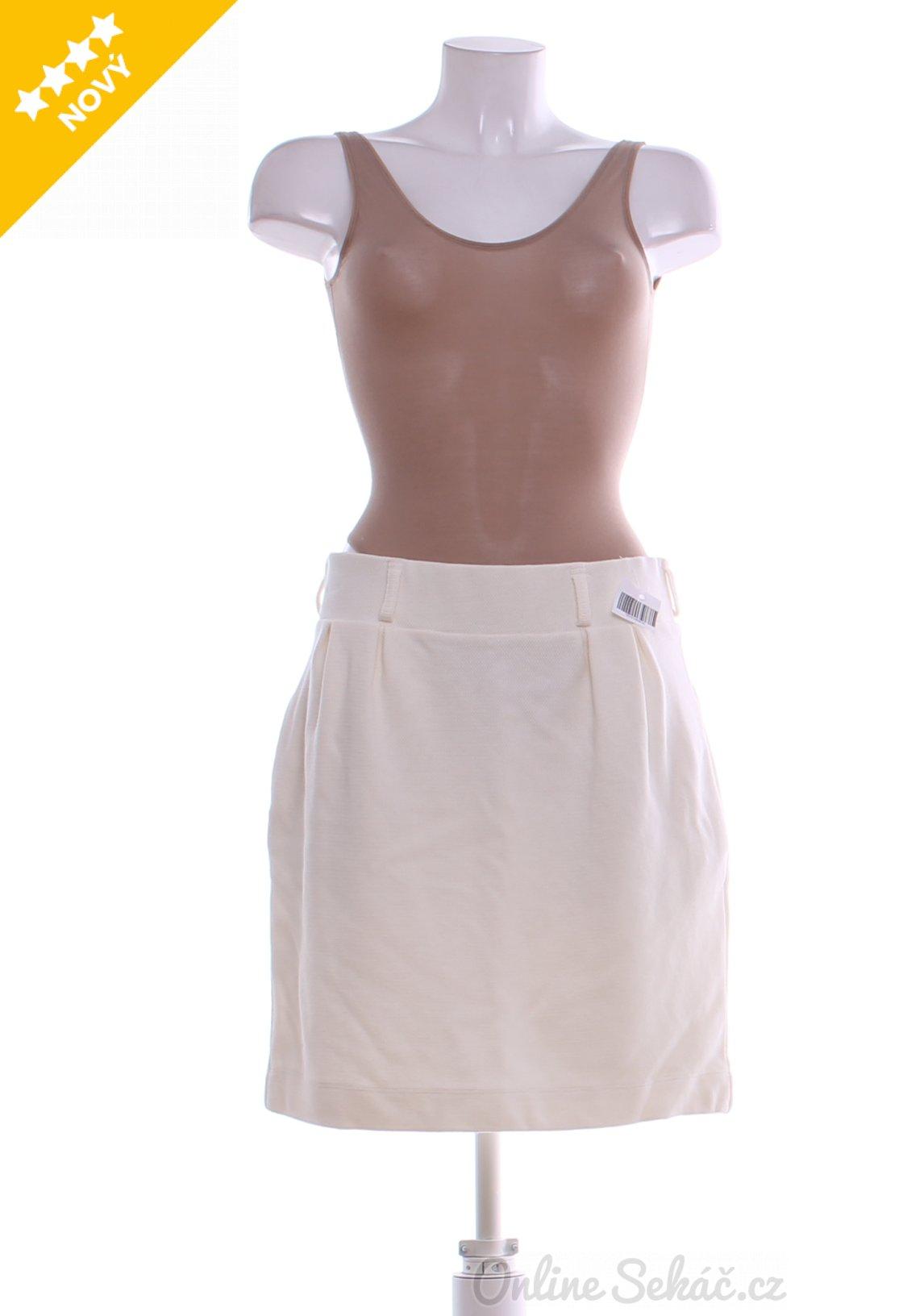 b6b3e2ed635 Dámská sukně ke kolenům MNG nový L