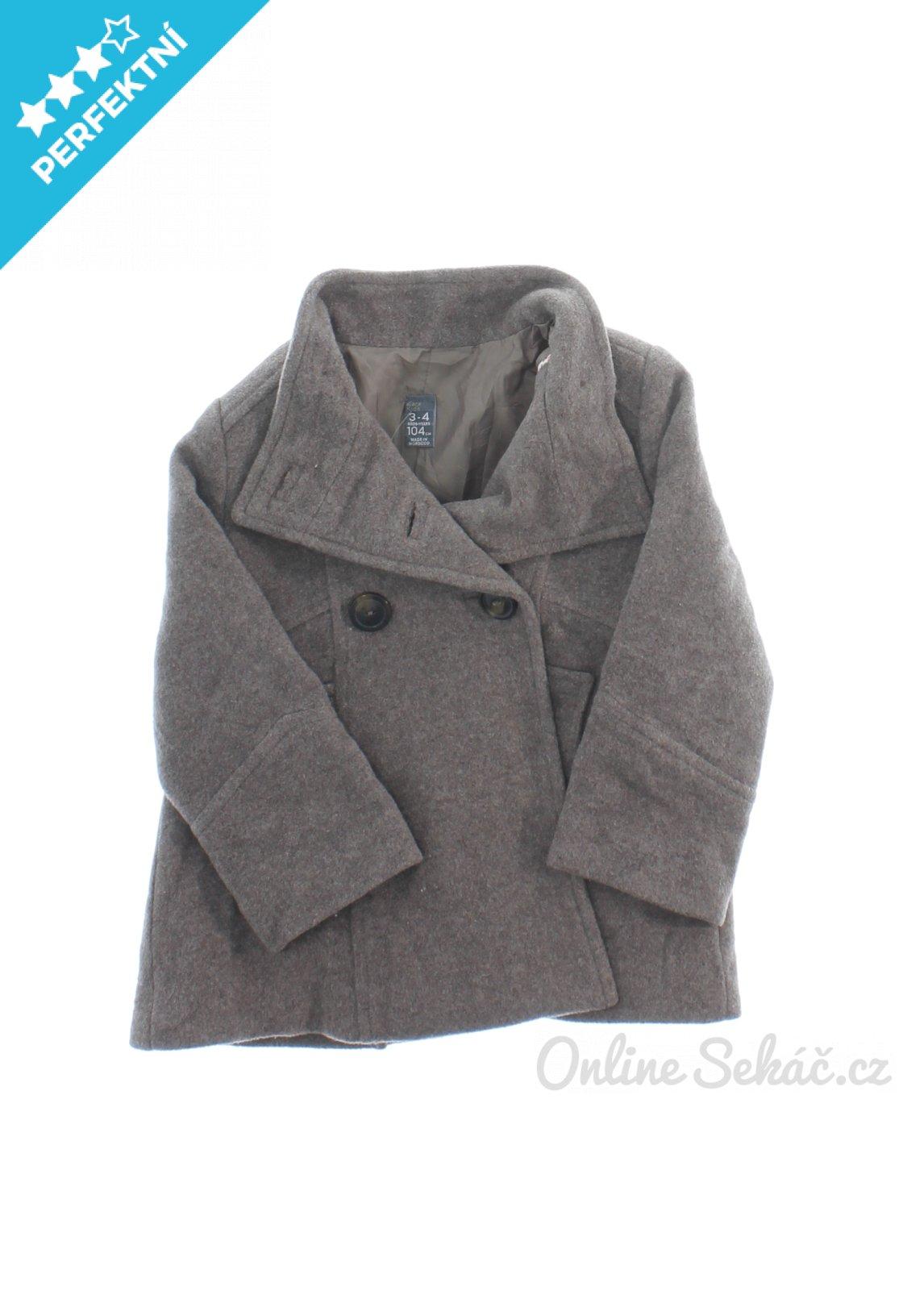 c507cb43b7 Second hand   Dětský jarní či podzimní kabát ZARA 104