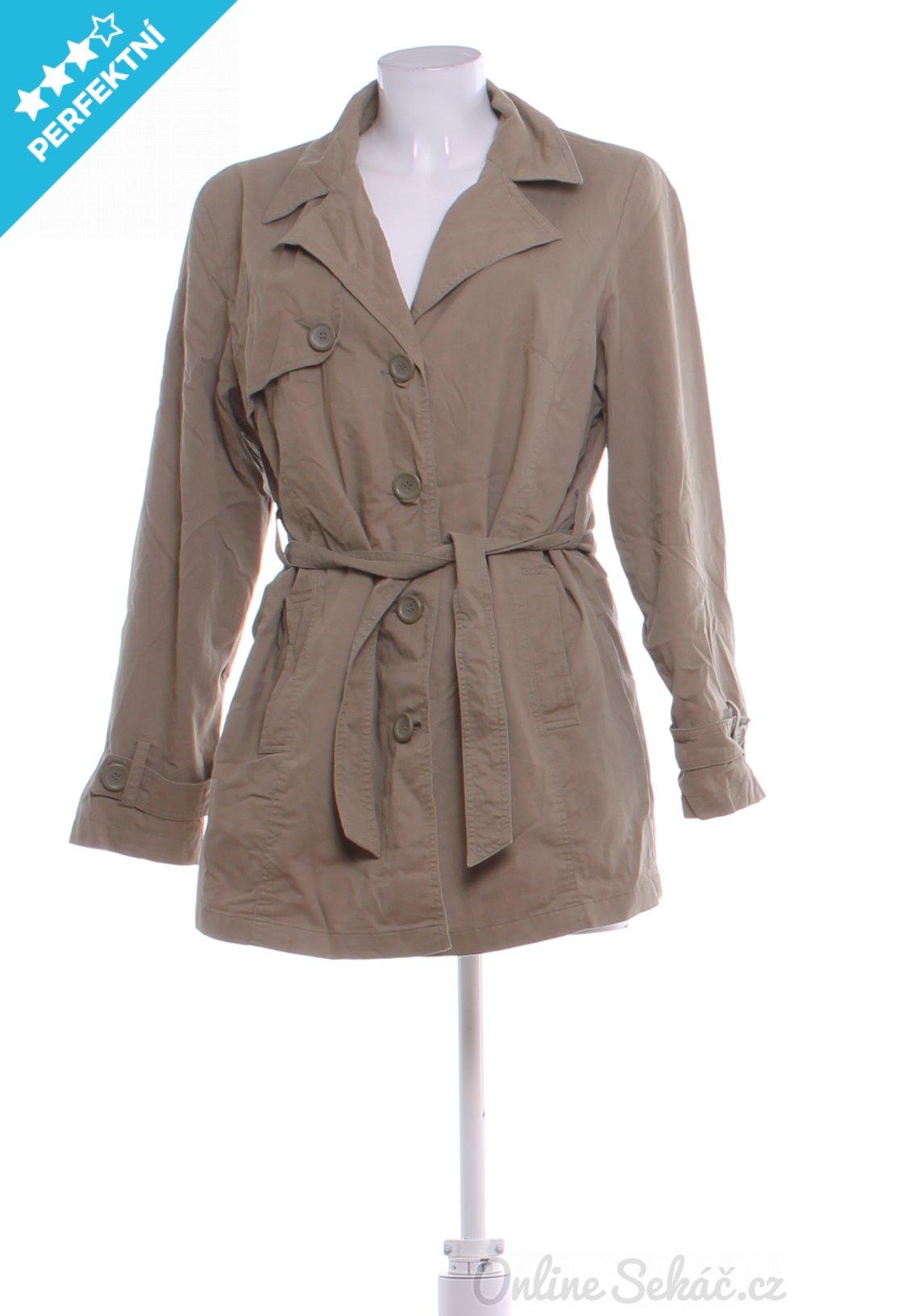 Dámský jarní či podzimní kabát PORT LOUIS M 637875443a