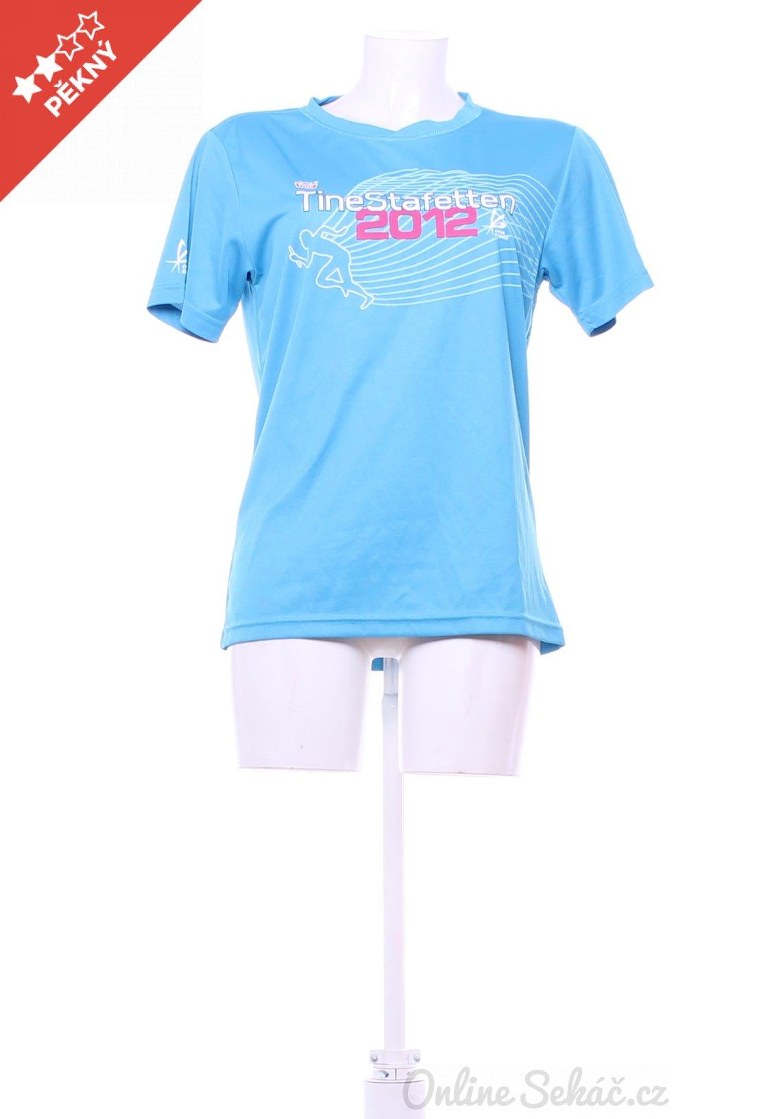 b583f2db4282 Dámské tričko s potiskem TINE STAFETTEN XL