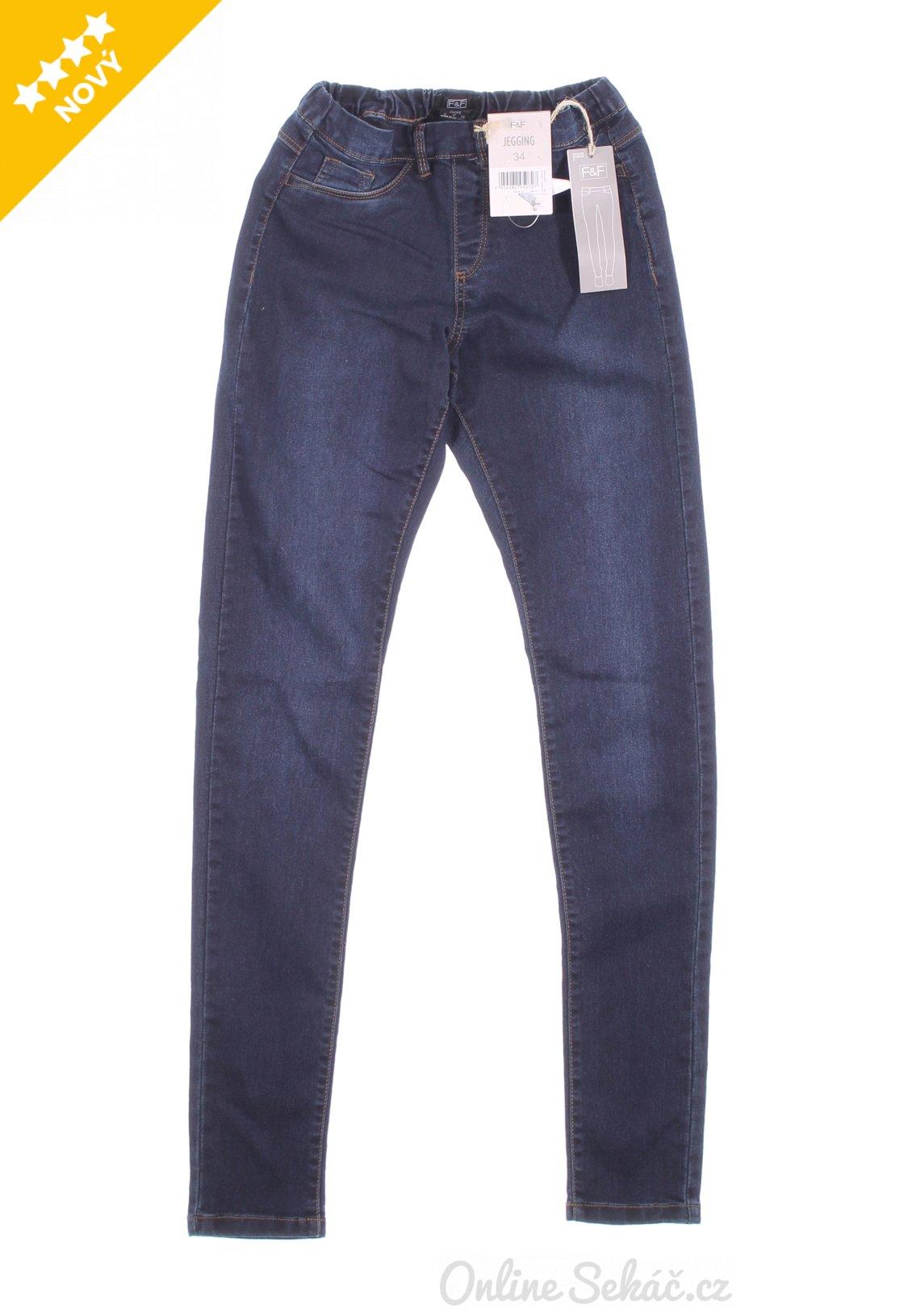 Dámské plátěné kalhoty F F nový XXS ca09684fe8