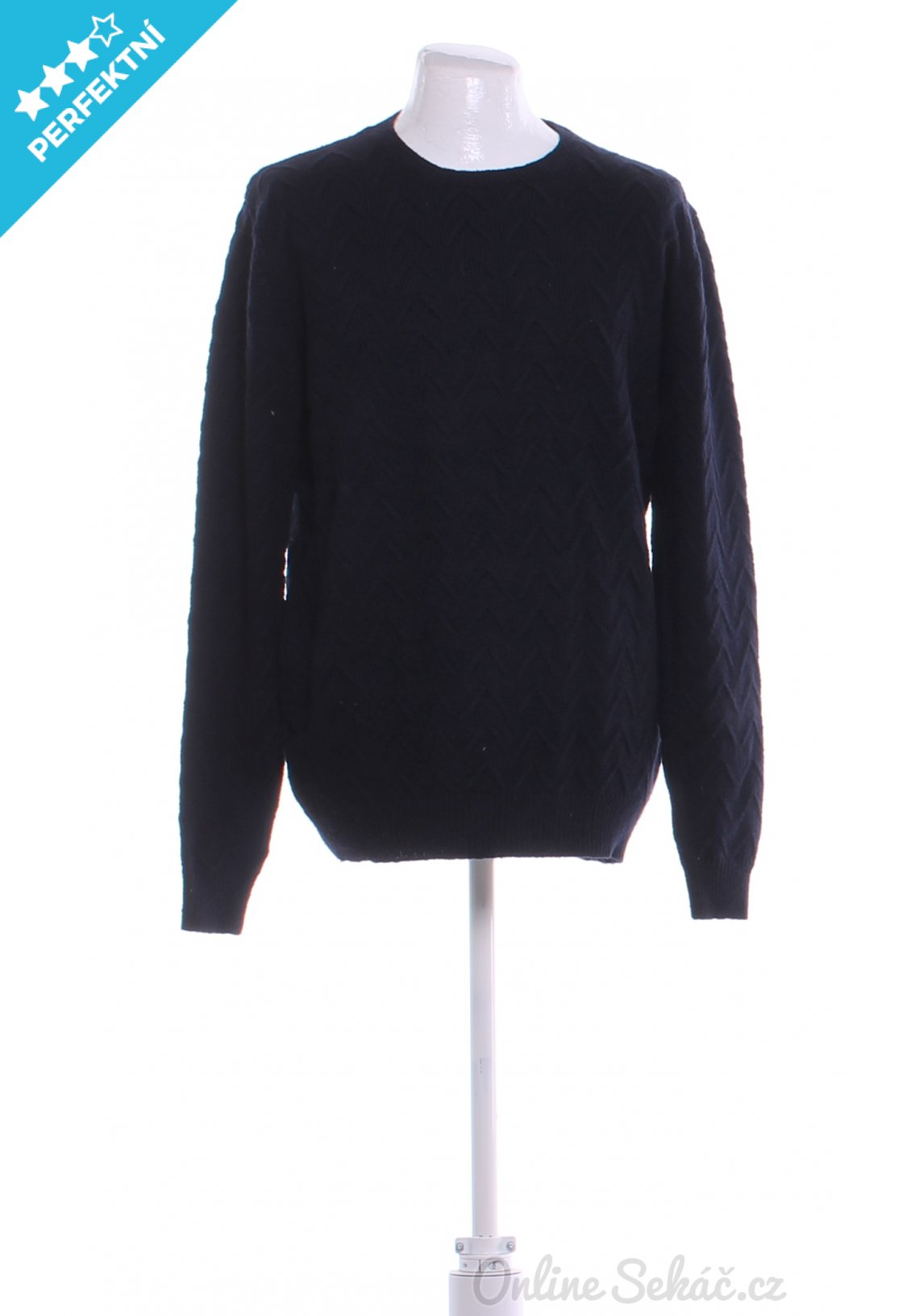 8e54bcc8714 Pánský zimní svetr PIETRO FILIPI XL