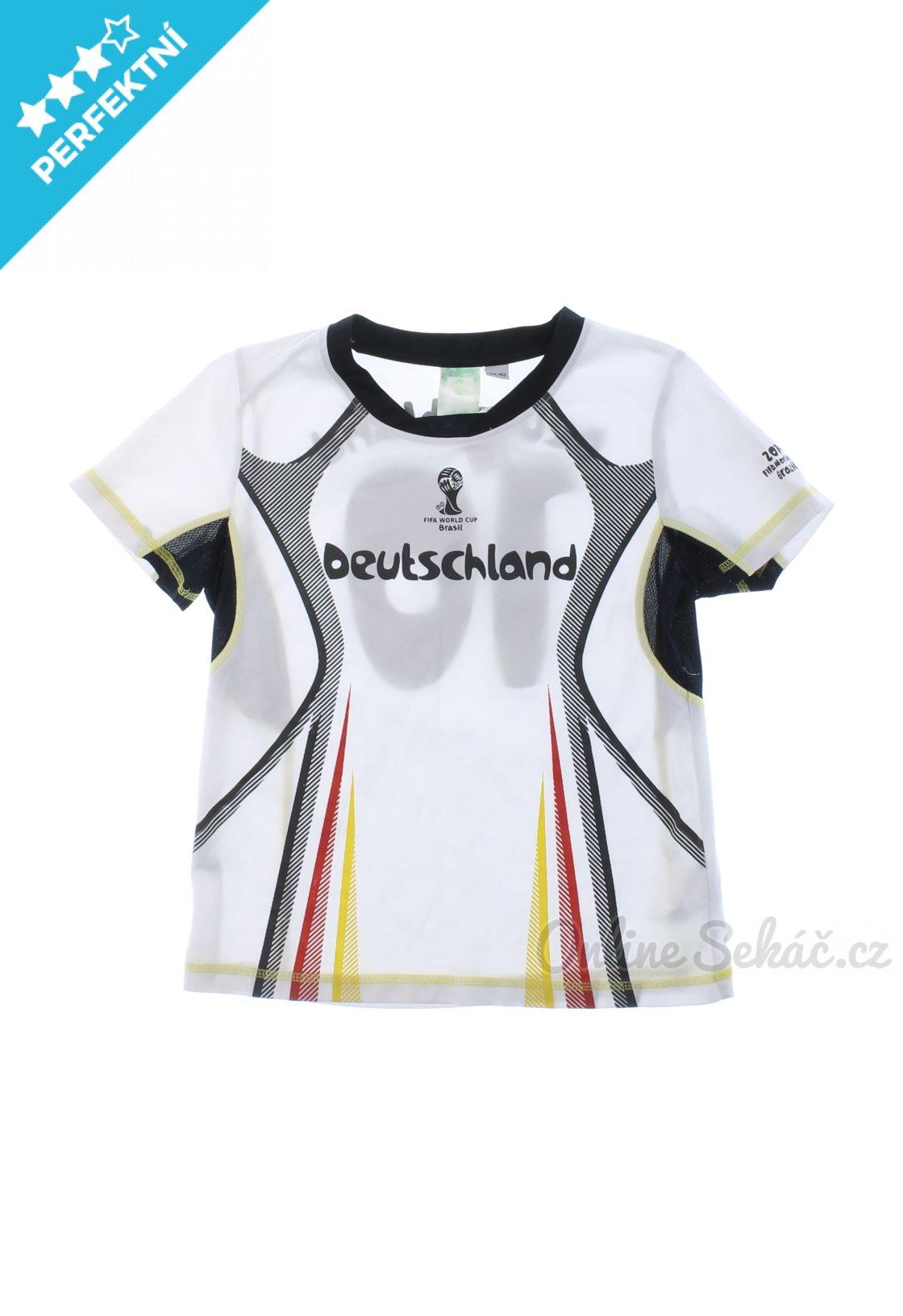 417ebf3978c Dětské tričko s potiskem FIFA WORLD CUP 146