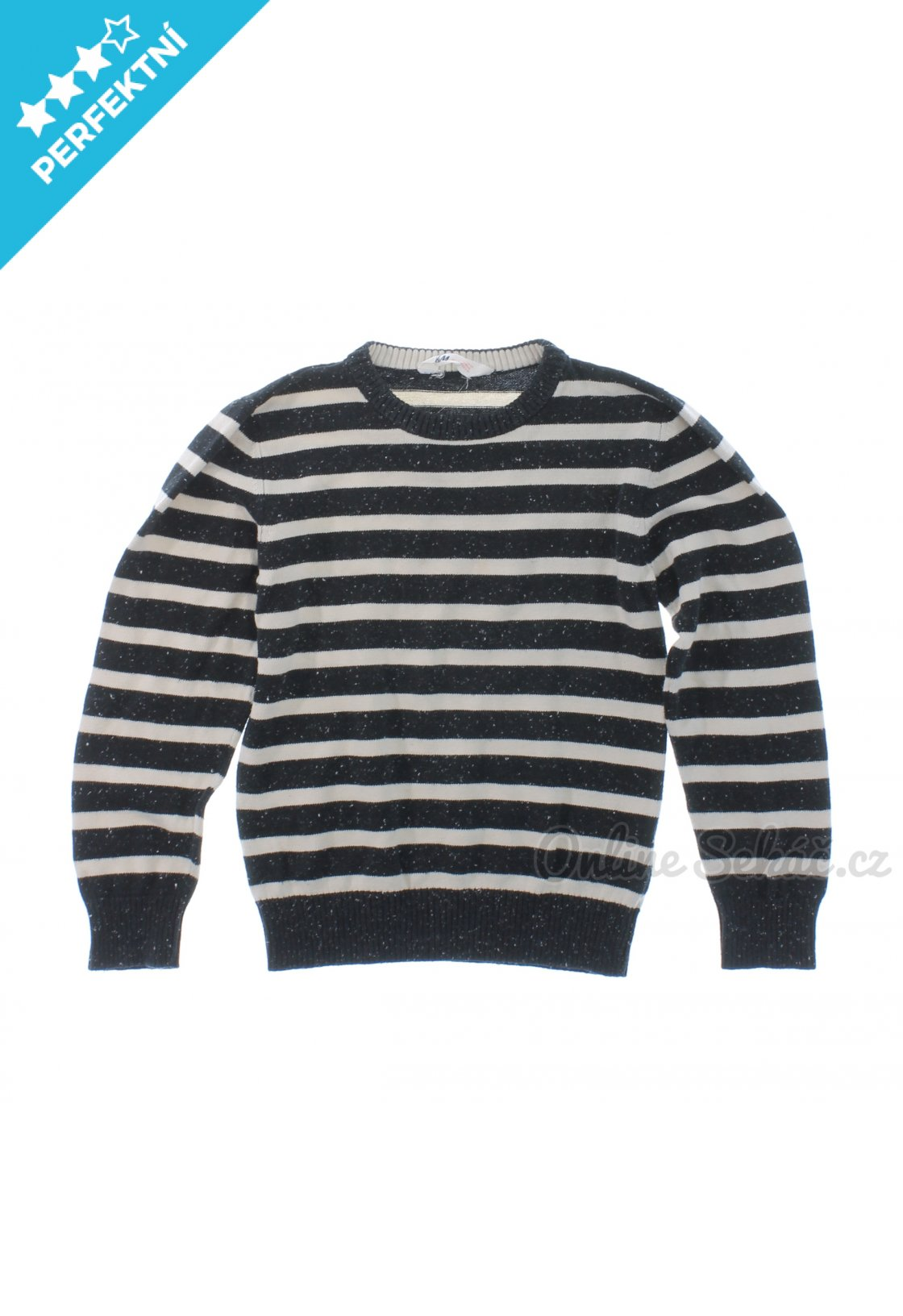 Second hand - Velikost  134 - Vzor  VÍCEBAREVNÝ   Dětský letní svetr ... 61069a4c41