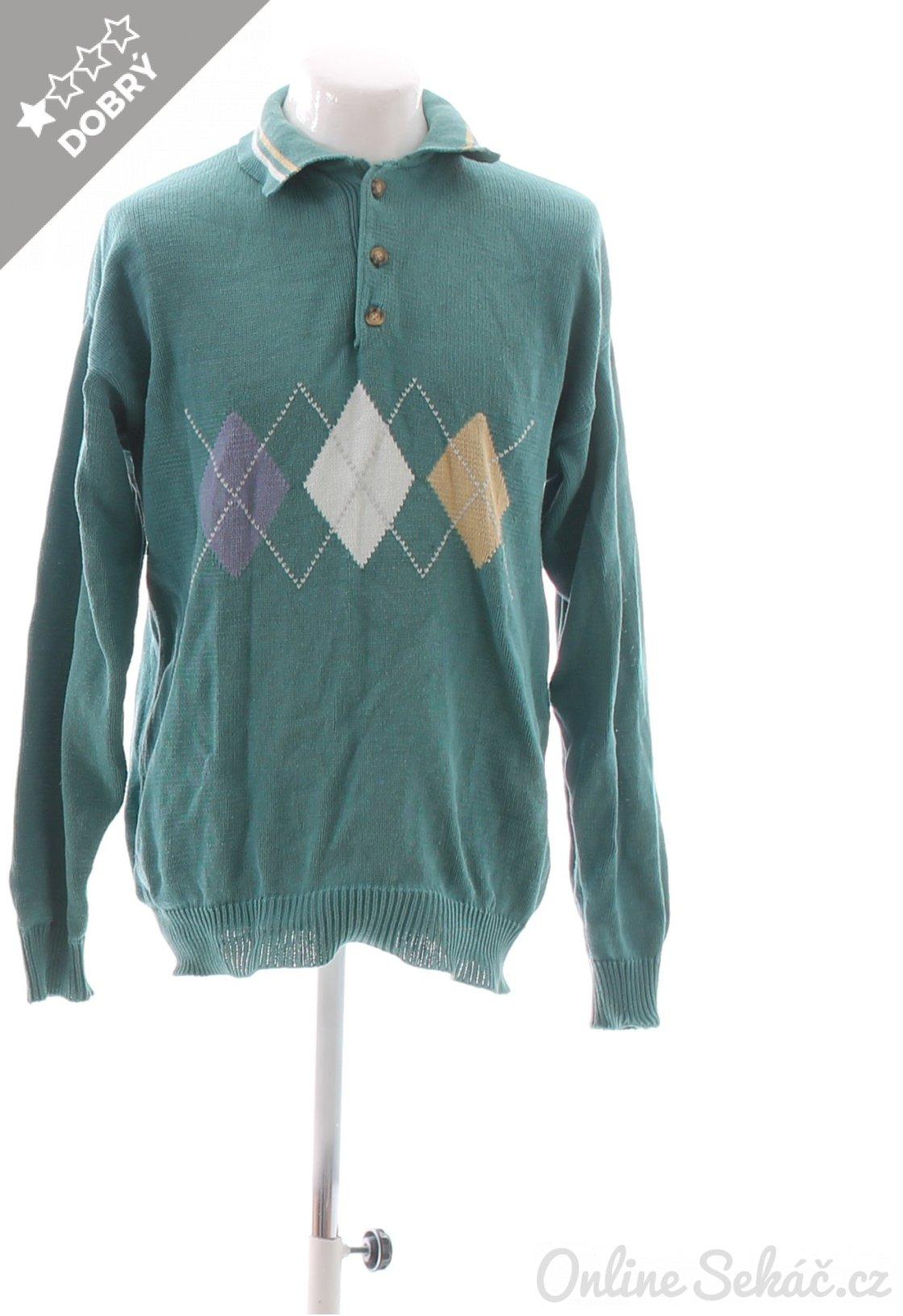 Pánský zimní svetr RAY WALTON L c0d859acf1