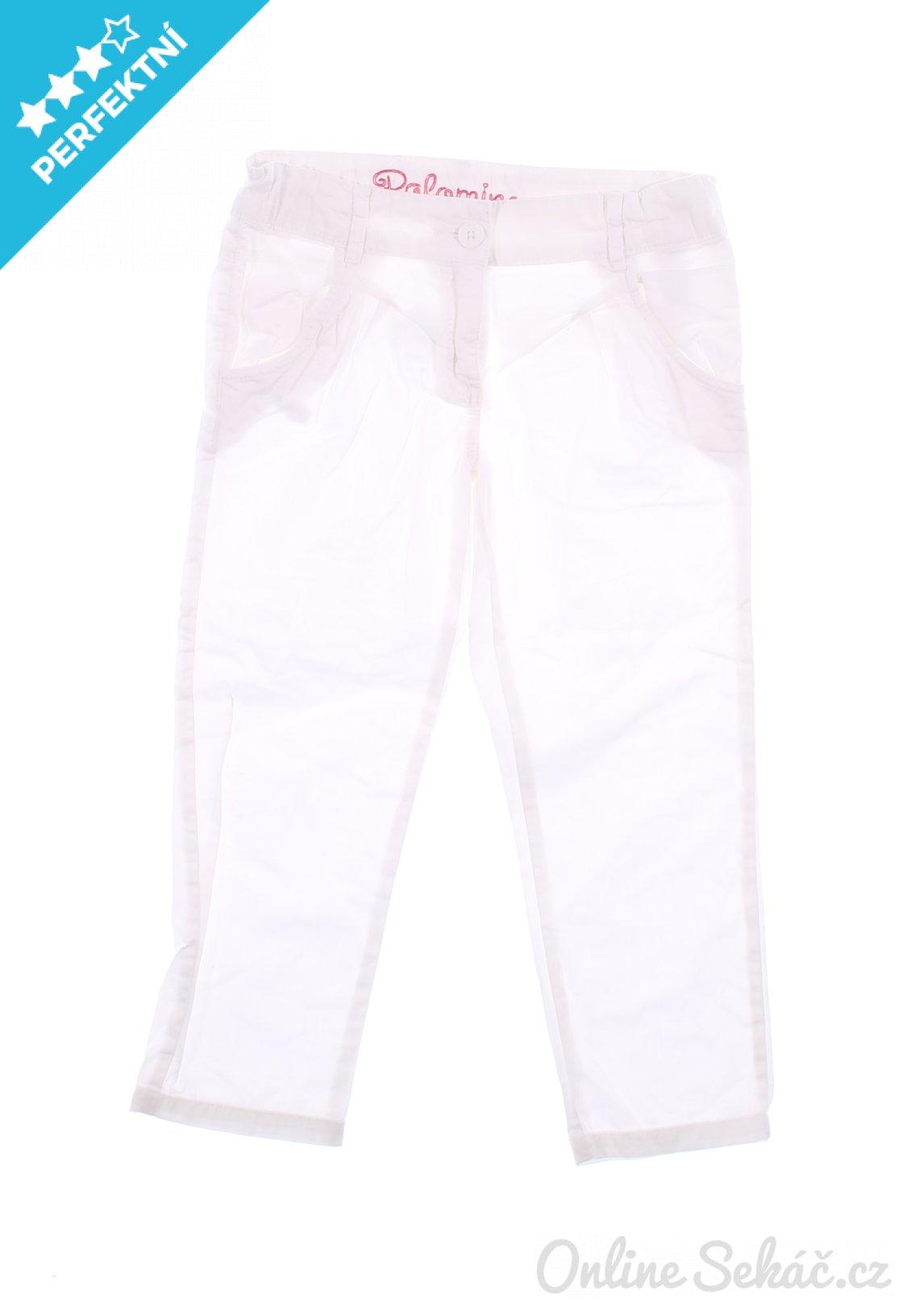 Dětské plátěné kalhoty C A 128 e822615915