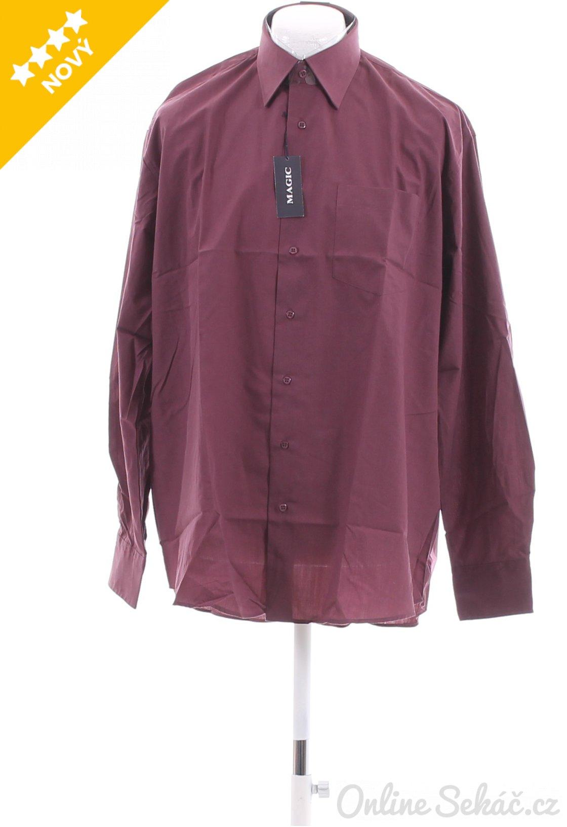 Second hand   Pánské   Košile   Pánská společenská košile MAGIC nový ... 4b59d7b656