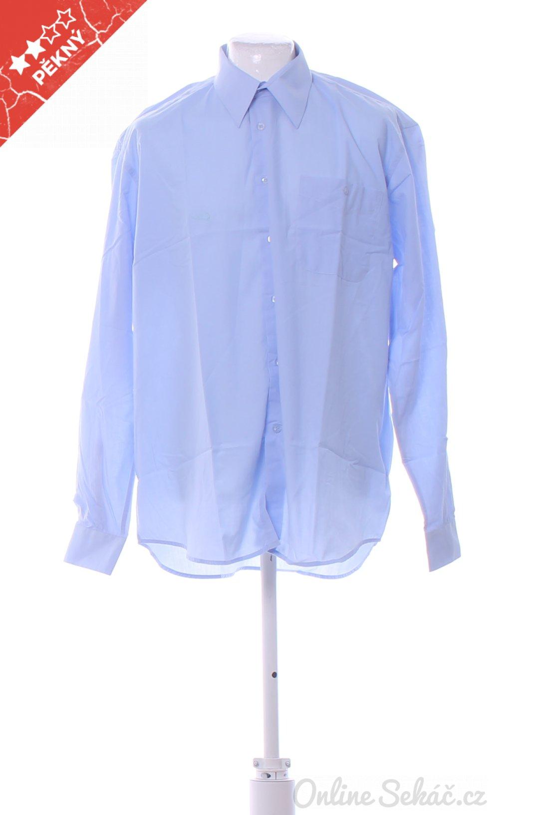 Pánská společenská košile KENLA XXL b1bc49ab87