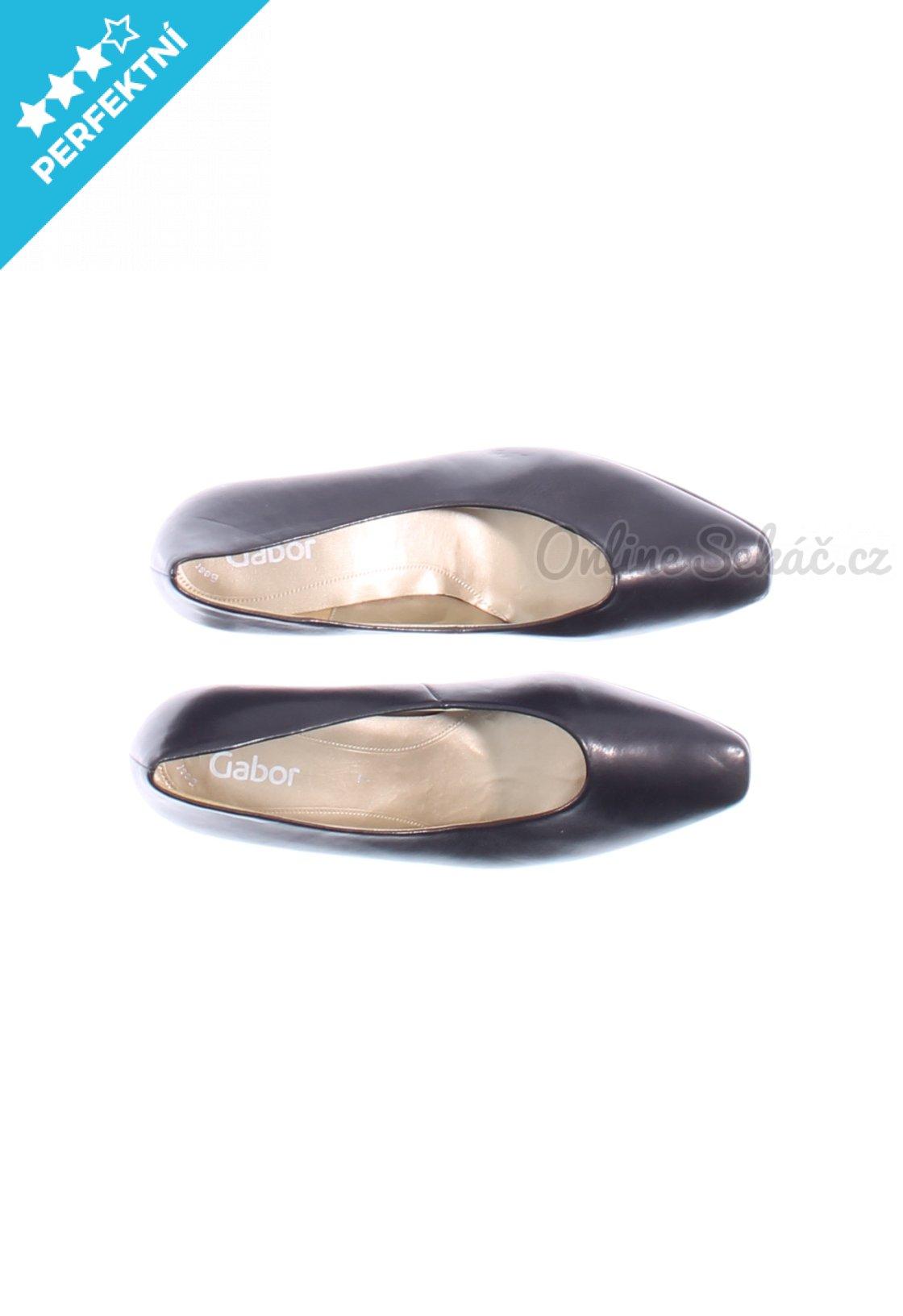 4a89f4bfa7c5 Second hand   Dámské   Obuv   Dámské boty na podpatku GABOR 40 ...