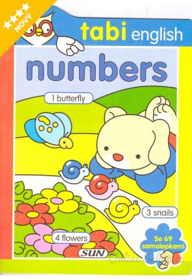 Tabi english - Numbers - Sun