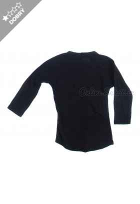 Dětské jednobarevné tričko H M 128 9100c9cba4