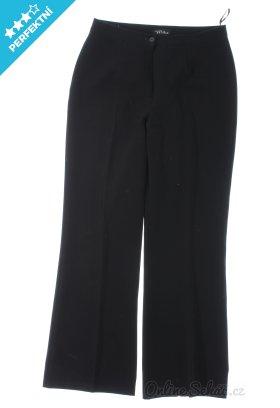 03ac95b3a Dámské společenské kalhoty MIKO L, černá #18073102636637 ...