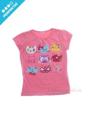 6a79ebbab901 Dětské tričko s potiskem LC WAIKIKI 116