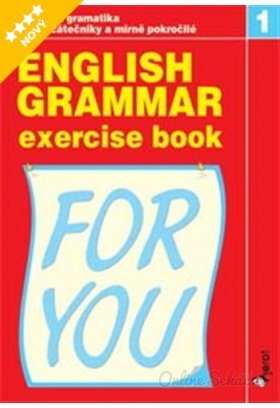 English Grammar exercise book 1