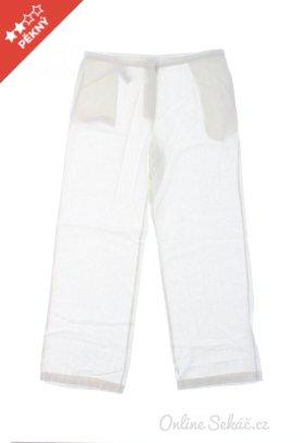 cd4cdc8da14 Second hand - Velikost  S - Materiál  LEN   Dámské plátěné kalhoty ...