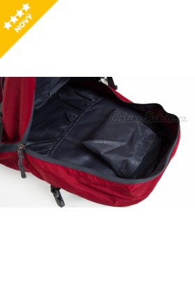 Outlet   Sport   Batohy   Outdoorový batoh 50l červený e3219feecb