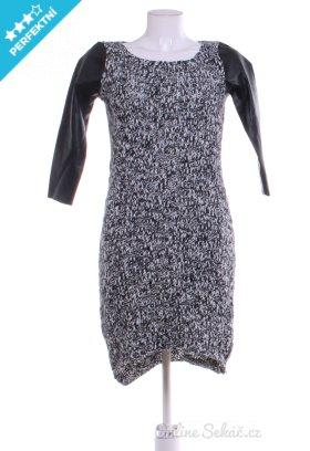 7d1ad4c177aa Second hand   Dámské   Šaty krátké   Dámské úpletové šaty ZARA S ...