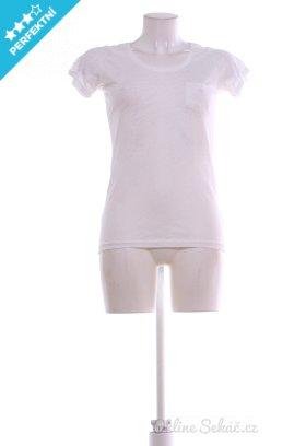 Dámské jednobarevné tričko ATMOSPHERE S a26113e733