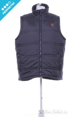 Pánská prošívaná vesta LIVERGY XL b1ec2f40b9