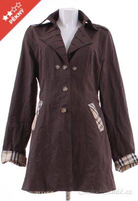 927add25e2d Dámský jarní či podzimní kabát BURBERRY L